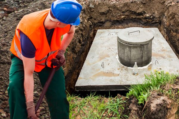 Septic Tank Covers, septic tank repair, septic system repair, septic tank