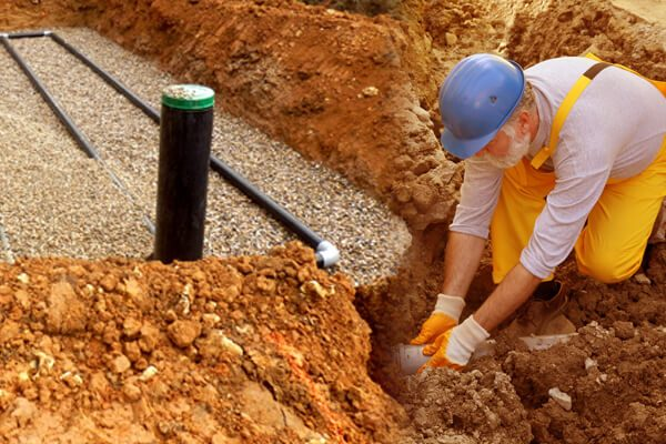 septic system installation, septic installation, septic tank install, septic system install