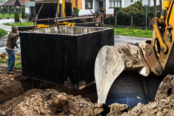 septic tank installation, septic installation, installing a septic tank, installing septic tank